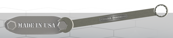 Pillar Machine - Made in the USA